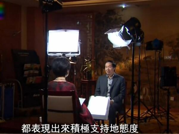 国家文物局局长刘玉珠接受凤凰卫视吴小莉专访,谈近年文物保护工作。