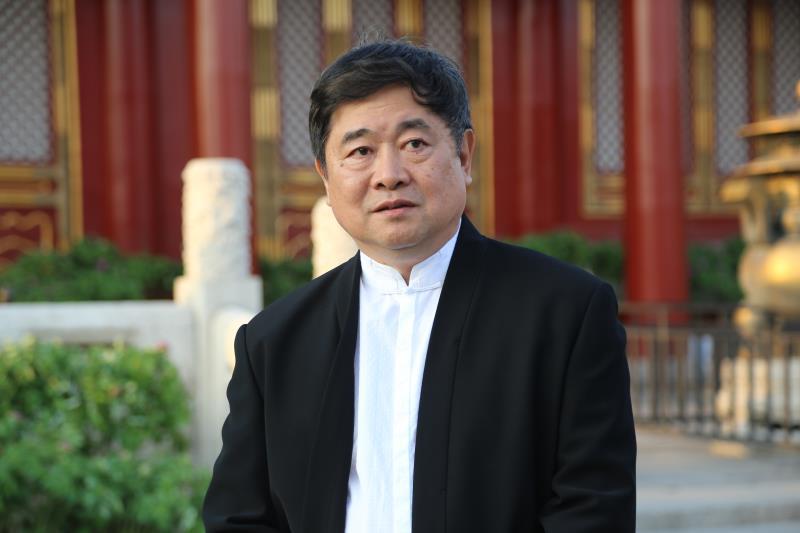 文化和旅游部党组成员、故宫博物院院长单霁翔