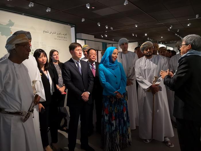 联合国教科文组织第四届丝绸之路网络平台国际会议在阿曼举办