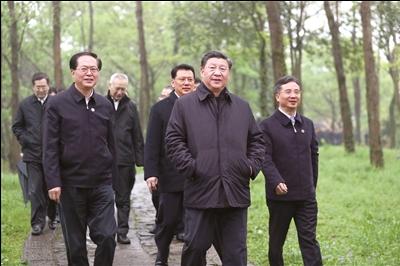 习近平在浙江考察时强调统筹推进疫情防控和经济社会发展工作奋力实现今年经
