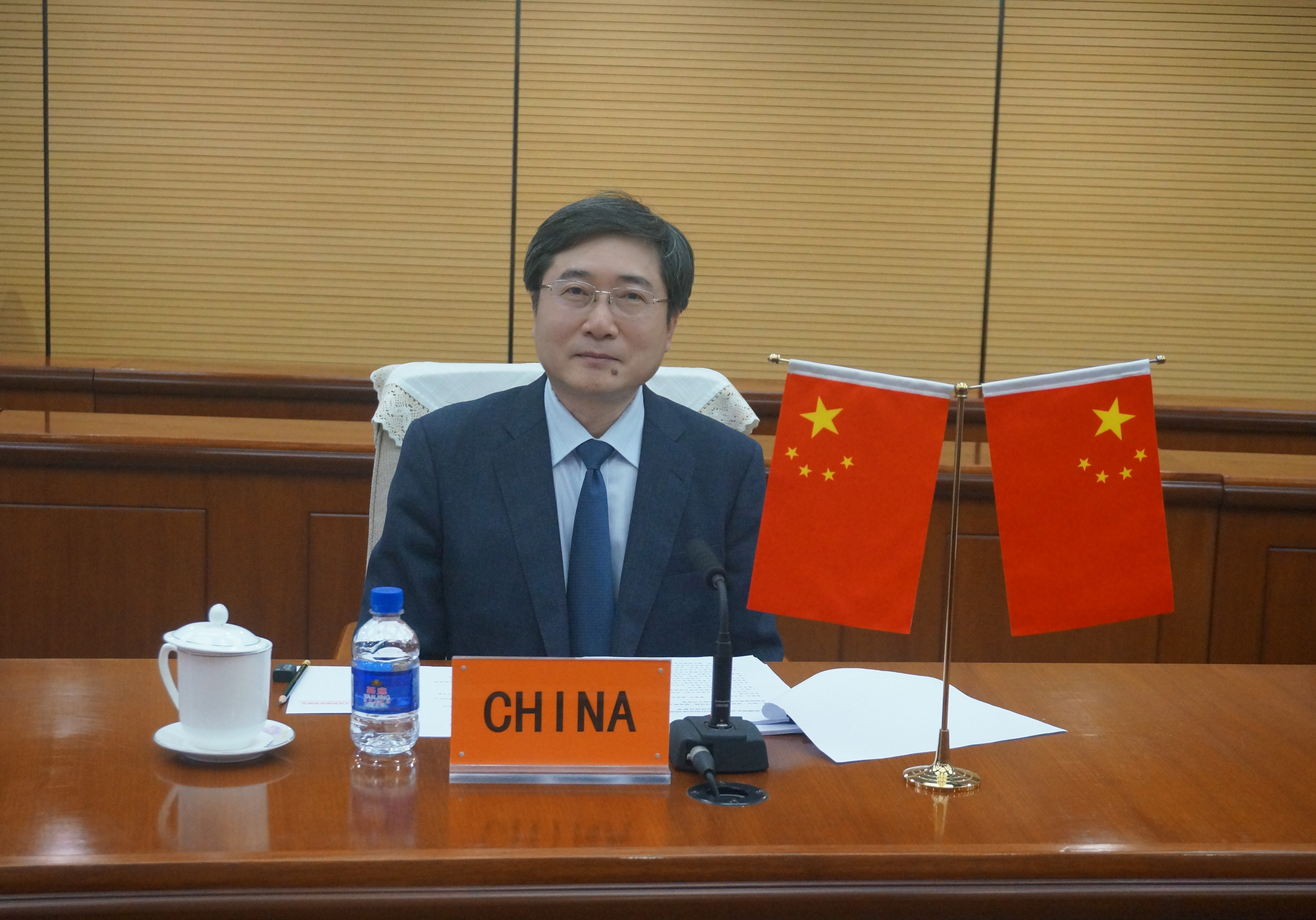 上海合作组织成员国旅游部门领导人召开视频会议